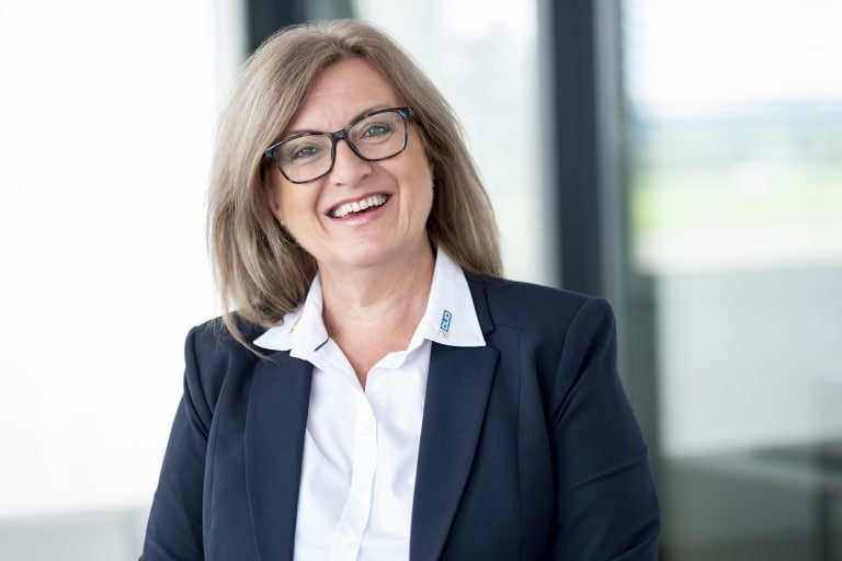Gisela Stöger Leiterin Personalverrechnung