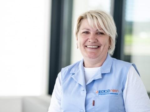 Sabina Karadza Reinigungskraft DUOrein