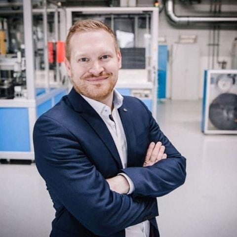 Michael Benninger Geschäftsführer Promotech