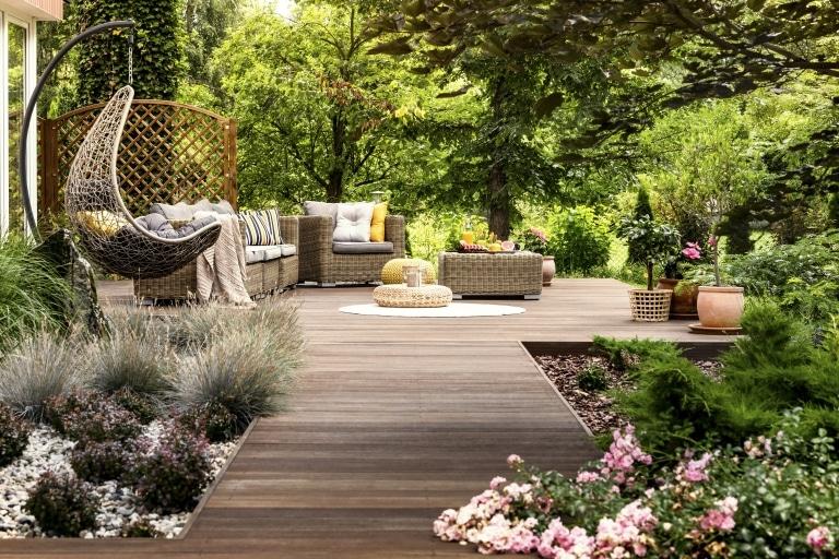 Gartengestaltung Garten Abo professionell gepflegter Garten DUOhome