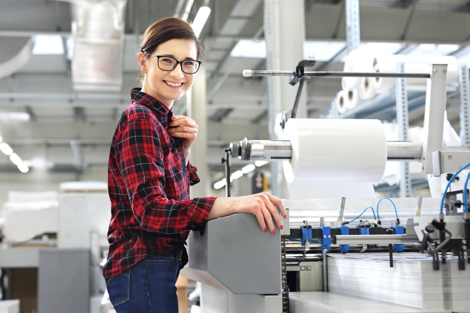 Produktionsmitarbeiter Siebdruck DUOjob GmbH